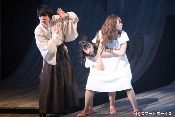 桜井玲香さん&藤間爽子さんが悲運の双子を熱演、太田基裕さん共演の注目作!