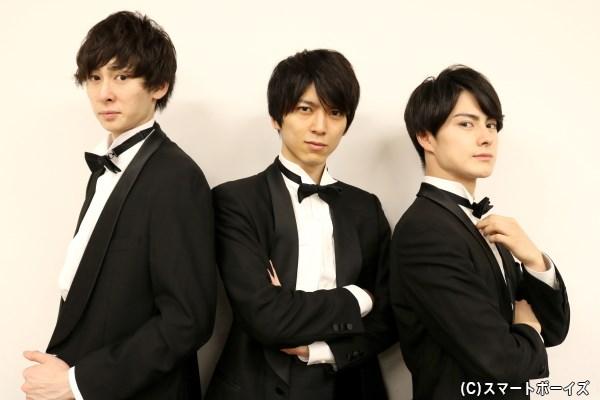 いよいよ7月7日開幕! 『新・幕末純情伝』FAKE NEWS 仲良しキャスト3名を直撃