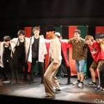 期待の新人俳優たちが浅草九劇で挑む、ダンス満載の青春ストーリー『シャフ』が開幕!