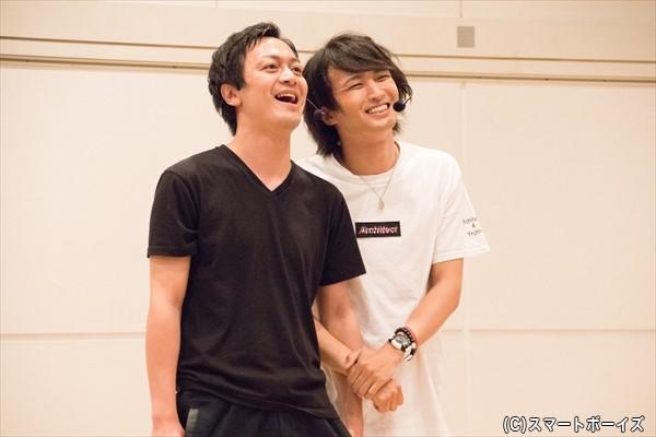 海老澤さん&鷲尾さんのラブラブのカップルに、思いもよらない事件が降りかかる!?