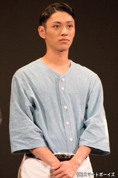 穂積均 役/安西慎太郎さん
