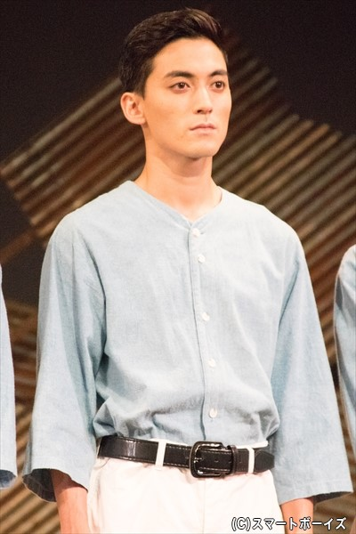 岡光司 役/永瀬匡さん