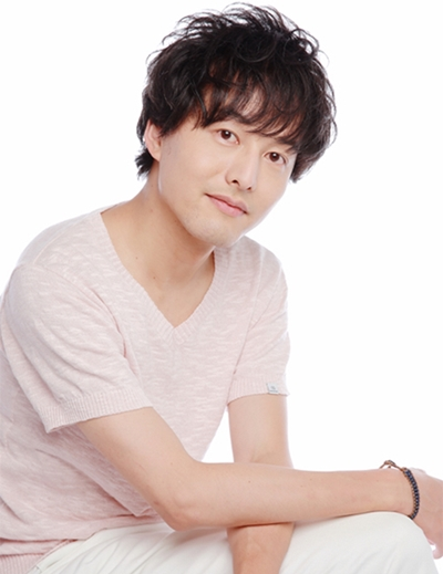 黒田官兵衛役の伊藤裕一さん