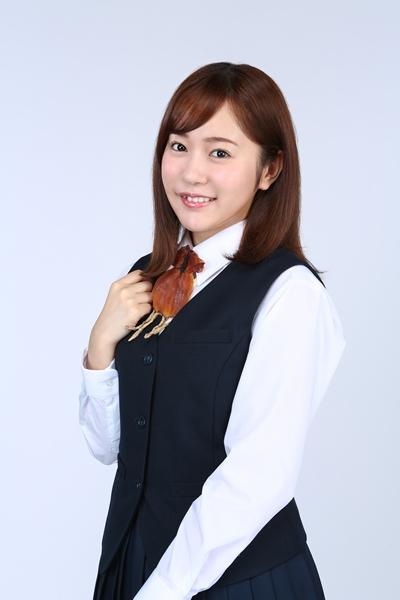 三上ドブ子役の多田愛佳さん