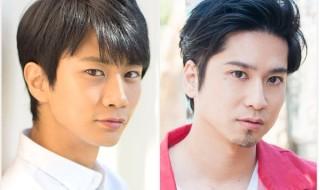 馬場良馬さん(左)と滝口幸広さん、トーク上手な2人がFes出演決定!