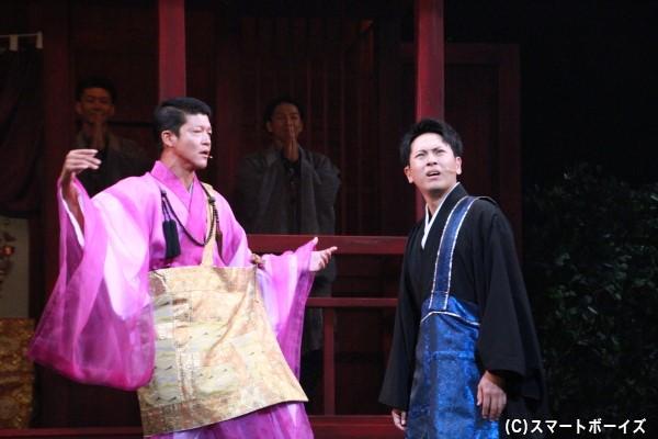 ダンサーになる夢が破れた羽吹は、八王子の山奥のお寺にて、住職・孔明の教えを乞う