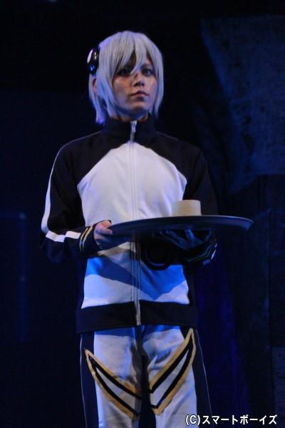 キャシャーン/東鉄也役の大崎捺希さん 子供の頃好きだったヒーローは「ウルトラセブン」