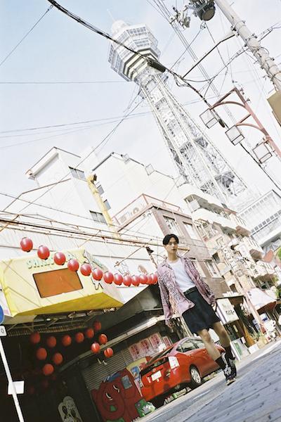 ★【瀬戸康史】大阪