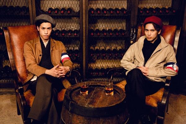 (左)安孫子宏輔さん (右)川井雅弘さん