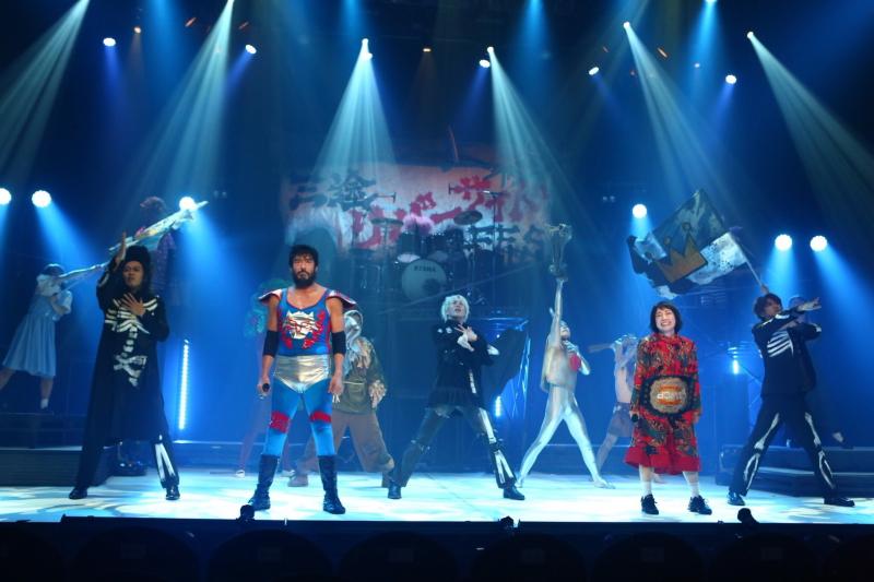 劇団鹿殺し ストロングスタイル歌劇「俺の骨をあげる」、東京公演の開幕迫る!