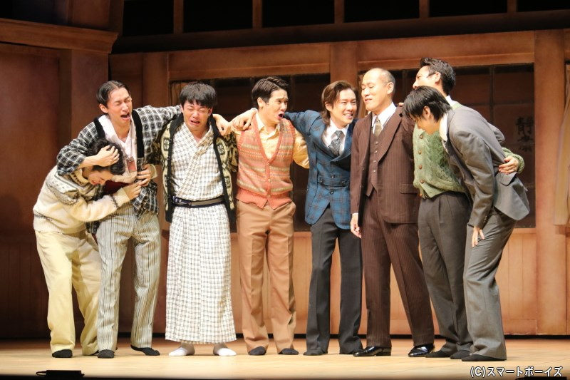 大劇場に立つ夢を追う、彼らの可笑しくも切ない青春の行方とは