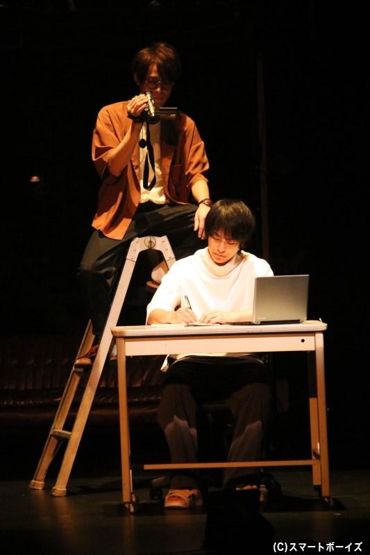 エンディングノートを書き始めた糸屋誠一は、最後にもう一度会いたい人物を思い浮かべる