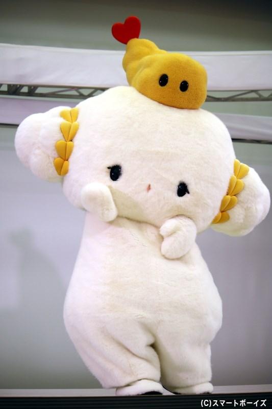 """小麦粉の妖精なのに夢は「おにぎりになりたい」、""""かわいそかわいい""""キャラクター「こぎみゅん」"""
