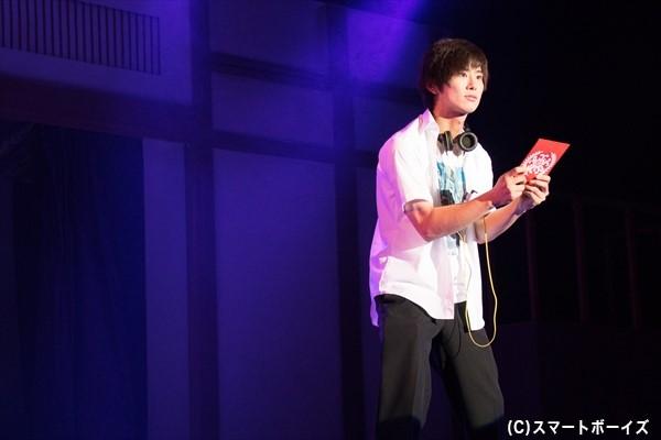 """ナオキ(正木さん)のもとに、快晴学園名物・夏の特別合宿への案内状""""赤紙""""が届き、物語が動き出す……"""