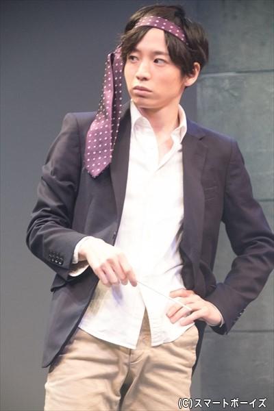 増田 役/砂原健佑さん