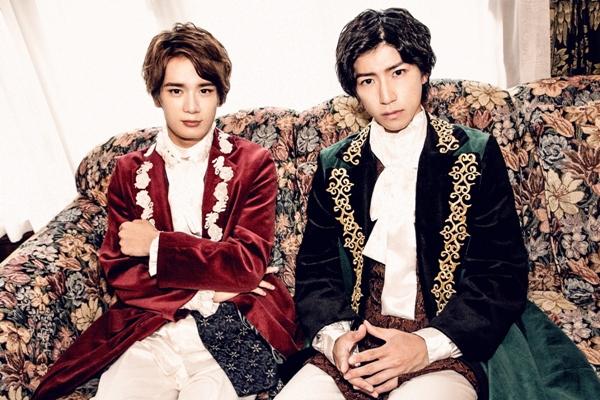(左)堀海登さん (右)奥谷知弘さん