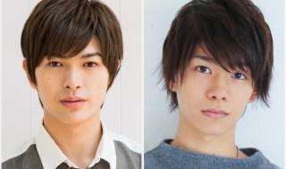遊馬晃祐さん(左)と北川尚弥さんの同世代&めいげき真っ最中トークをお楽しみに♪