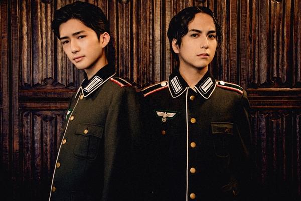(左)前田大翔さん (右)山本大智さん