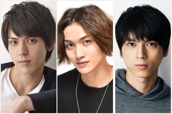 (左から)加藤将さん、川上将大さん、小松準弥さん