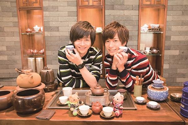 (左)横井翔二郎さん (右)小澤廉さん