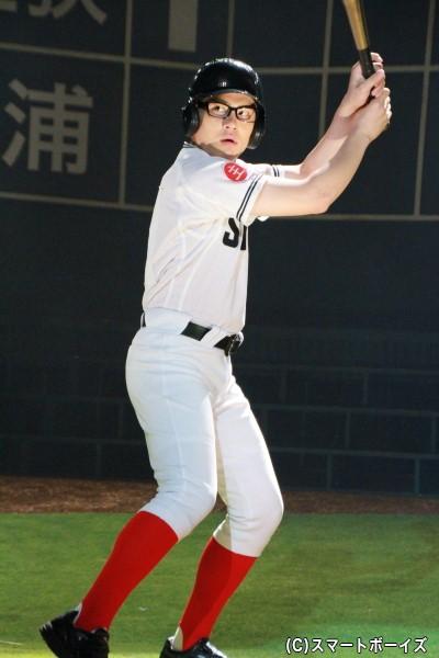 和田誠役の矢野聖さん