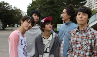 (左から)吉沢亮さん、馬場良馬さん、赤澤燈さん、浅香航大さん、和田琢磨さん