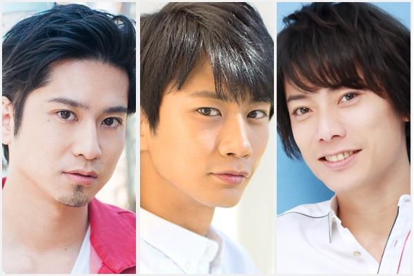 馬場良馬さんと滝口幸広さんのMCに加え、兼崎健太郎さんが1部&2部両方に出演決定!
