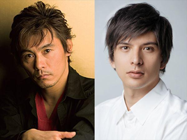 (左から)上島雪夫、城田優
