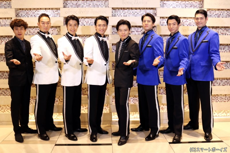 いよいよ9月7日より東京公演スタート、10月からは全国ツアー公演も! ミュージカル『ジャージー・ボーイズ』開幕直前・囲み取材をレポート