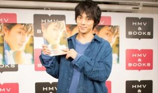 25歳となった永田崇人さんが、1st写真集『背のび』を発売!