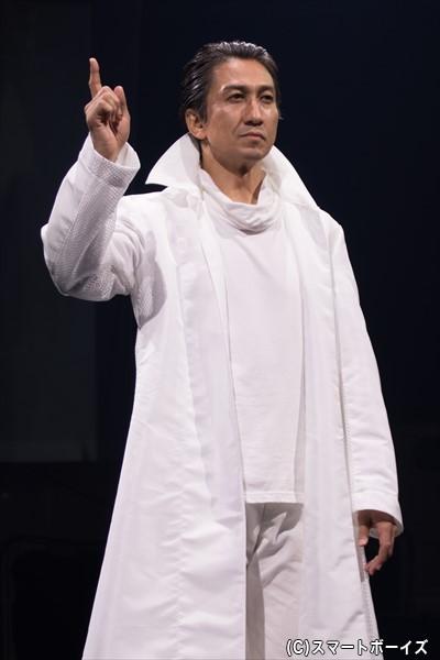 大司教役/神尾佑さん