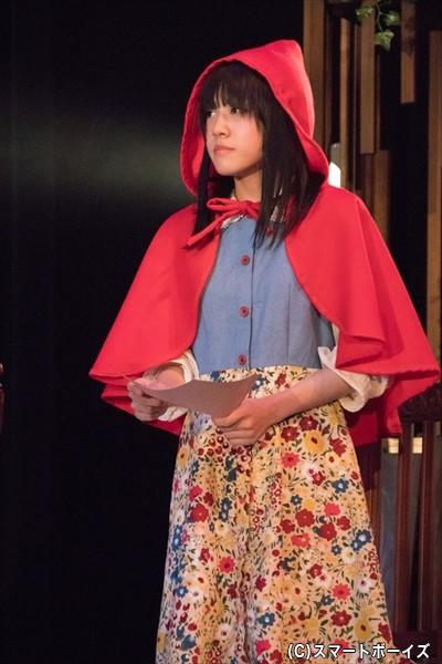 赤ずきん/古賀 瑠さん