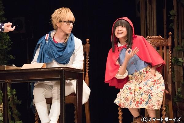 童話「赤ずきん」を様々な角度から紐解くと、赤ずきんの意外な素顔が!?