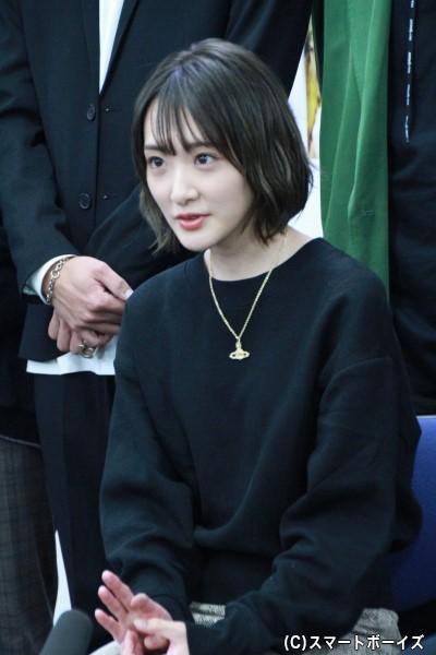 ヨナ役の生駒里奈さん