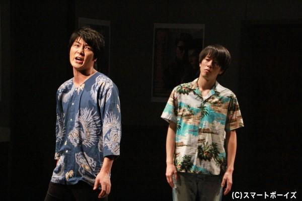 八神さんと松島さんによる関係性にも注目