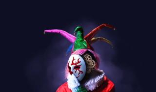 舞台劇「からくりサーカス」キービジュアル