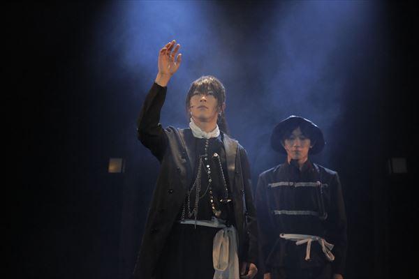 宵ノ章ー土方歳三の憂鬱ー 主演 田中尚輝 2018年1月上演