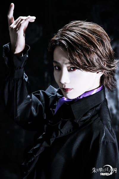 ローレル役  騎田悠暉さん(TOKYO流星群)