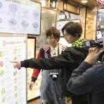 小澤 廉さん&横井翔二郎さんは香港・マカオへ