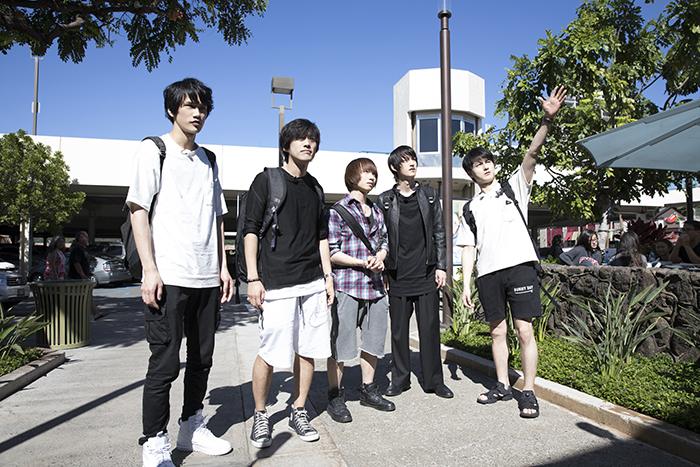 植田圭輔さん&和田雅成さん&松村龍之介さん&白柏寿大さん&岸本卓也さんは男子5人旅へ