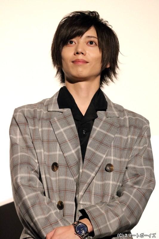 次第に狂気に侵されていく主人公・富山を演じた染谷俊之さん