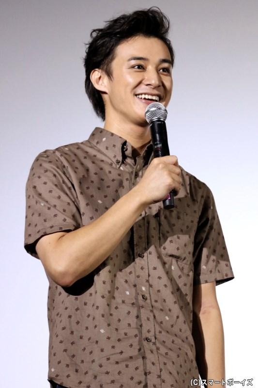 当大介(あたり だいすけ)役の高崎翔太さん