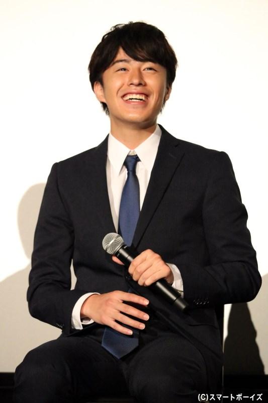 富田健太郎さん