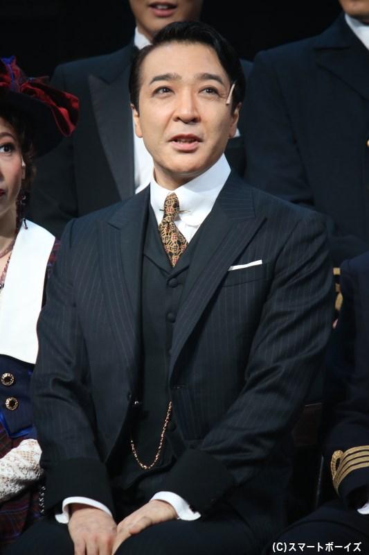 石川禅さん
