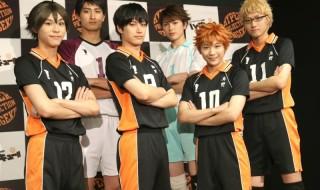 烏野高校キャストの卒業公演となる、演劇「ハイキュー!!」〝最強の場所(チーム)〞が開幕!