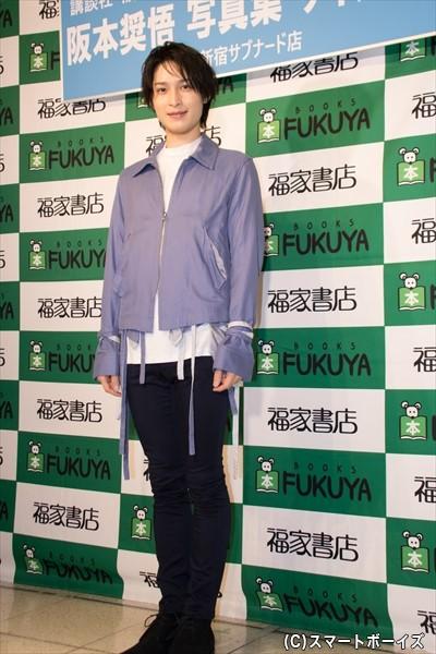 「音楽活動も役者としても大一線で活躍されてる福山雅治さんは、憧れの存在です」