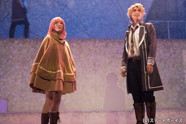 駆とこはる(築田行子さん)も、ノルンをきっかけに出会います