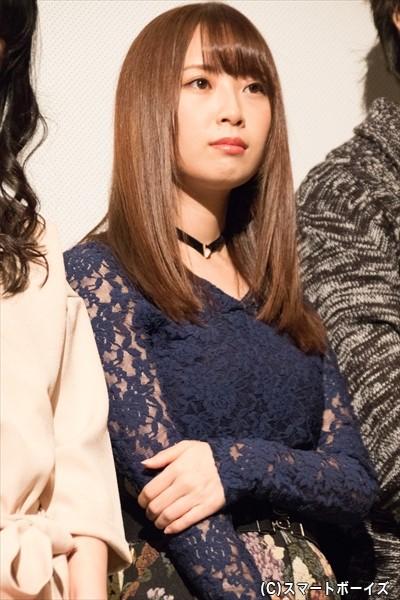 チョーカーの女役/高柳明音さん