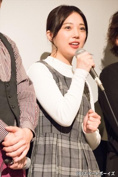 バレッタの女役/小槙まこさん