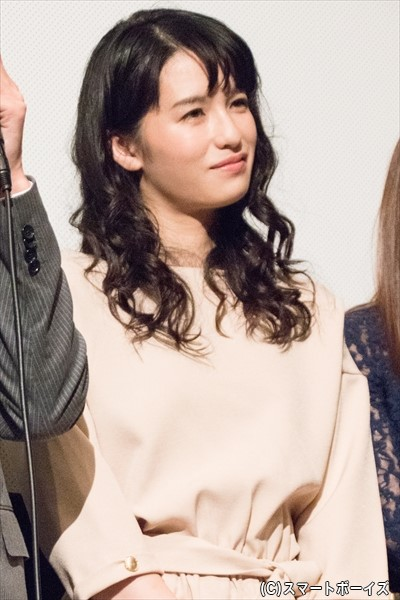 ユキ役/皆本麻帆さん